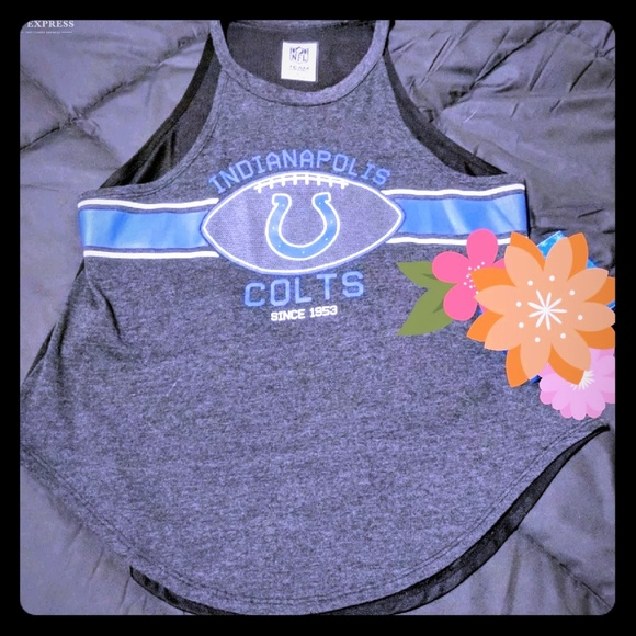 da9248e8 REDUCED! NWOT Indianapolis Colts Screen Tank Top